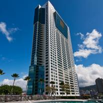 Hawaiki Tower - Honolulu, Hawaii