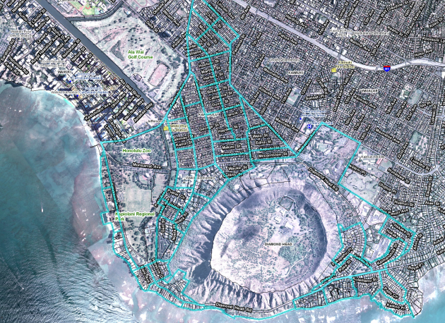 City and County of Honolulu, Department of Planning & Permitting