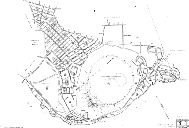 City and County of Honolulu Tax Map - First Division, Zone 3, Section 1