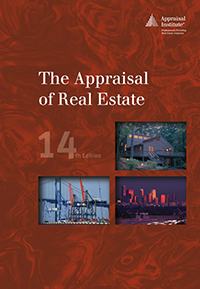 The Appraisal of Real Estate - 14th Edition
