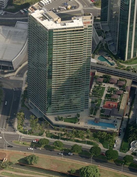Hokua - Image Sourse: Bing Maps