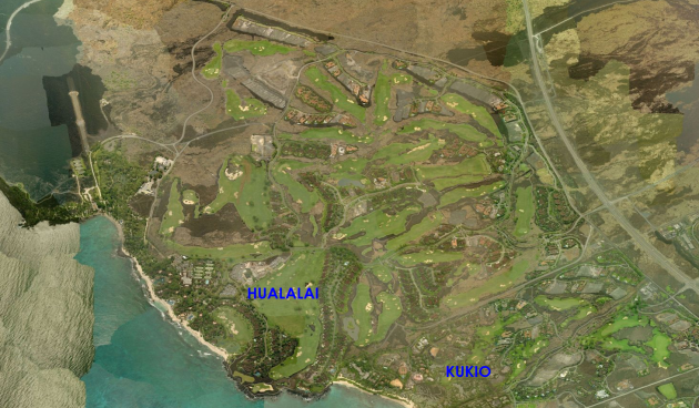 Hualalai and Kukio Membership Communities