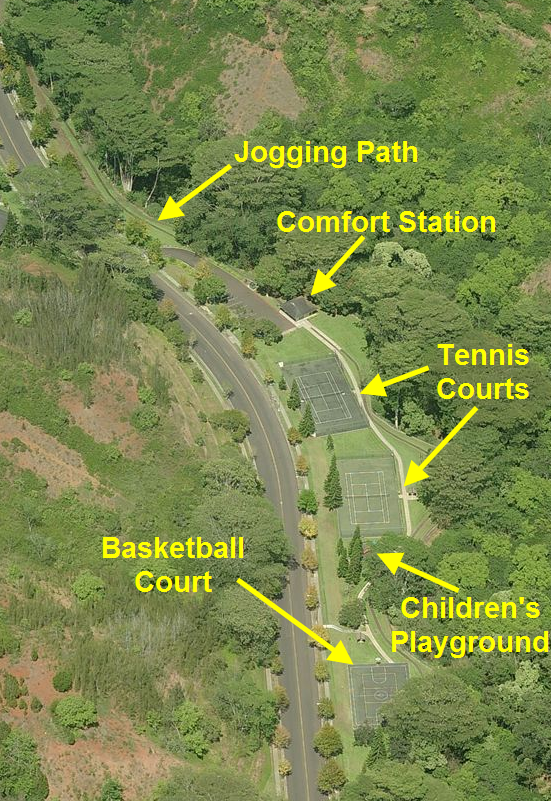 Launani Valley Amenities